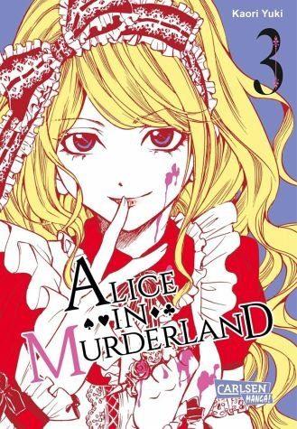 Broschiertes Buch »Alice in Murderland / Alice in Murderland Bd.3«