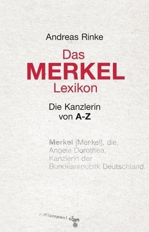 Gebundenes Buch »Das Merkel-Lexikon«