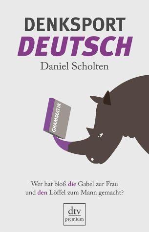 Broschiertes Buch »Denksport-Deutsch«