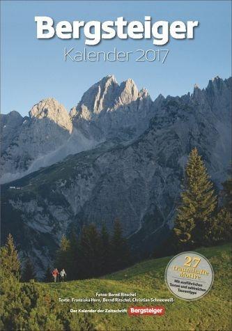 Kalender »Bergsteiger Kalender 2017«
