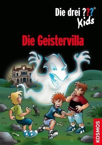 Gebundenes Buch »Die drei ??? Kids. Die Geistervilla (drei...«