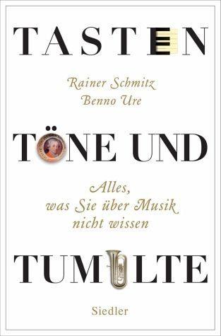 Gebundenes Buch »Tasten, Töne und Tumulte«
