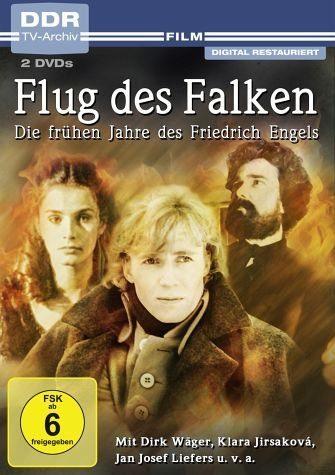 DVD »Flug des Falken - Die frühen Jahre des...«