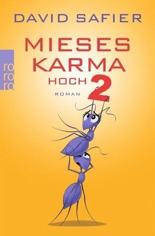 Broschiertes Buch »Mieses Karma hoch 2«