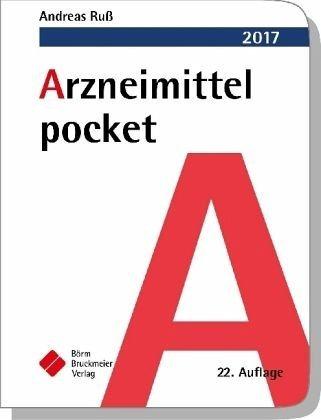 Broschiertes Buch »Arzneimittel pocket 2017«