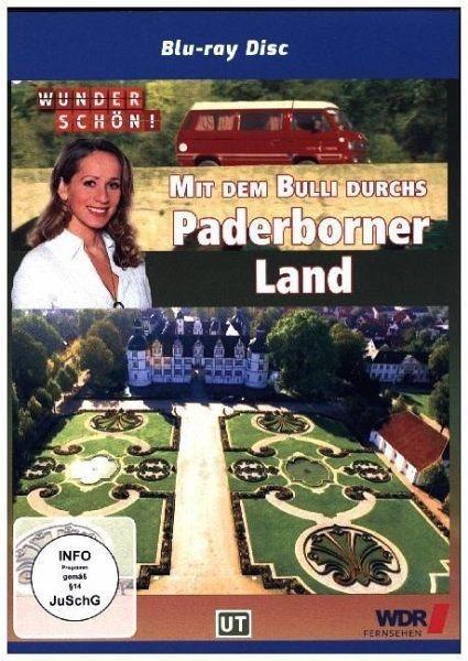 Blu-ray »Das Paderborner Land - Wunderschön!, 1 Blu-ray«