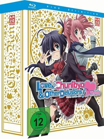 Blu-ray »Love, Chunibyo & Other Delusions! - Heart...«