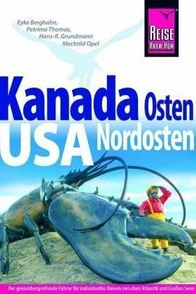 Broschiertes Buch »Kanada Osten / USA Nordosten«