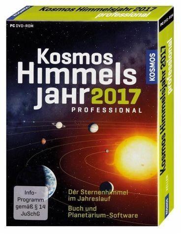 Gebundenes Buch »Kosmos Himmelsjahr professional 2017«