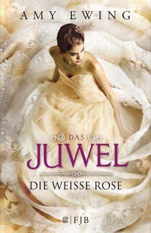Gebundenes Buch »Die Weiße Rose / Das Juwel Bd.2«
