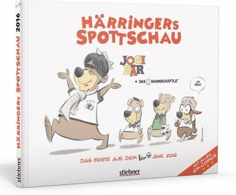 Gebundenes Buch »Härringers Spottschau«