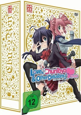 DVD »Love, Chunibyo & Other Delusions! - Heart...«