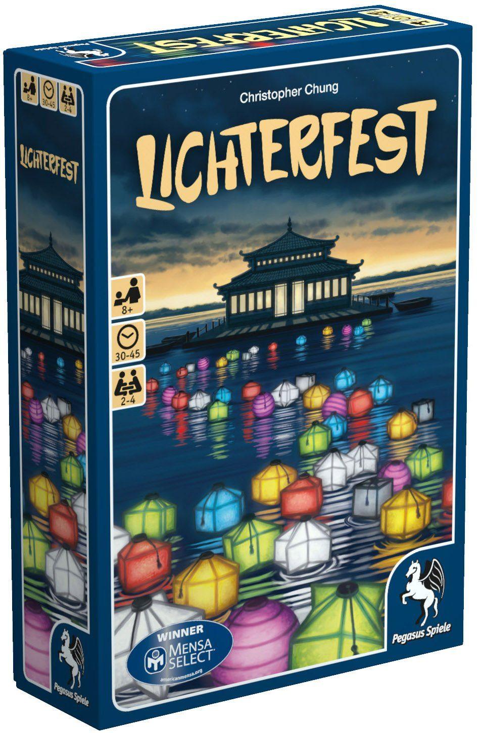 Pegasus Spiele Familienspiel, »Lichterfest«