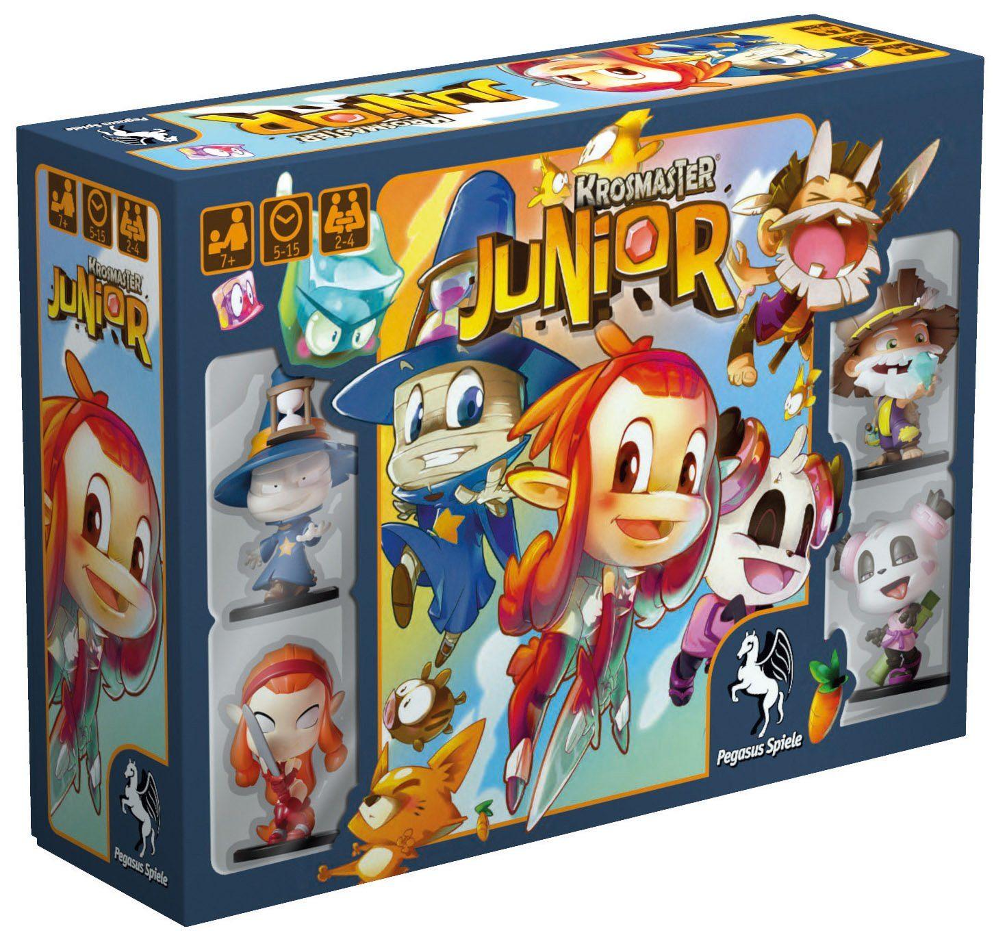 Pegasus Spiele Familienspiel, »Krosmaster Junior«