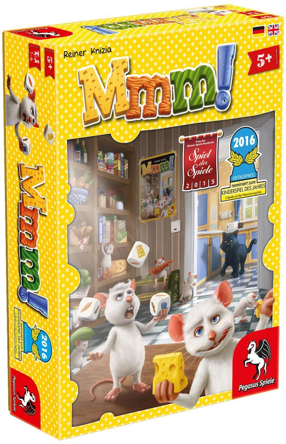 Pegasus Spiele Kinderspiel, »Mmm!«