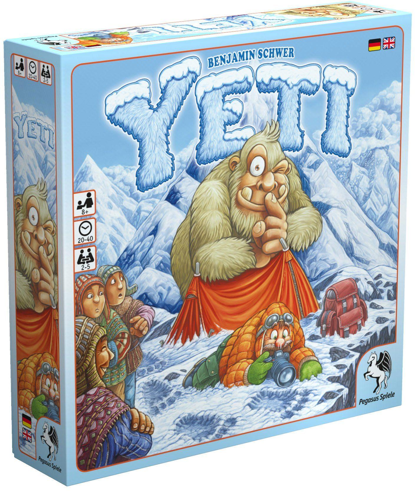 Pegasus Spiele Familienspiel, »Yeti«