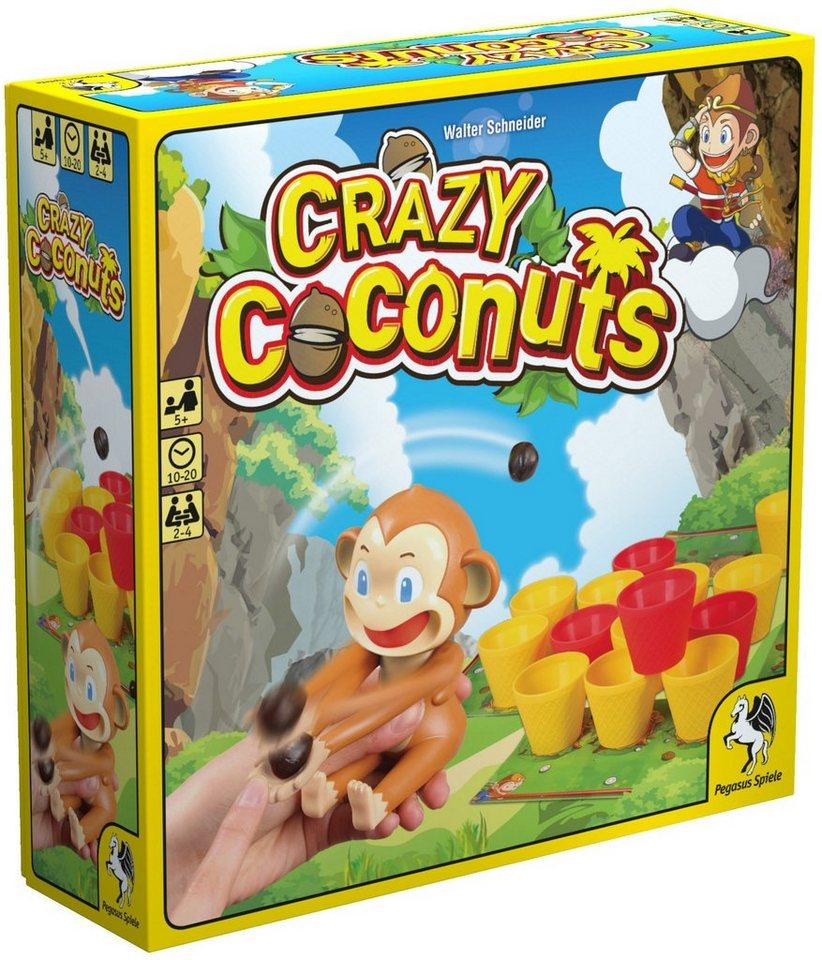 Pegasus Spiele Familienspiel, »Crazy Coconuts«