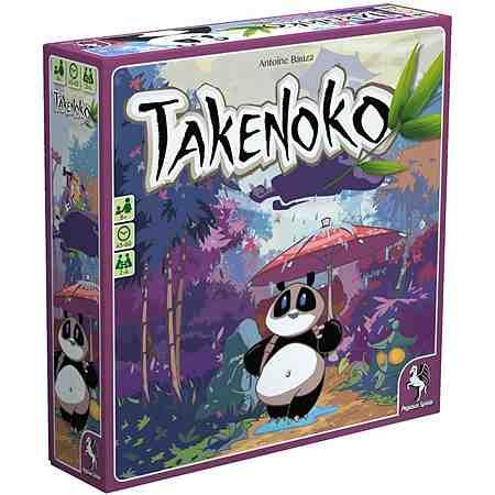 Pegasus Spiele Familienspiel, »Takenoko«