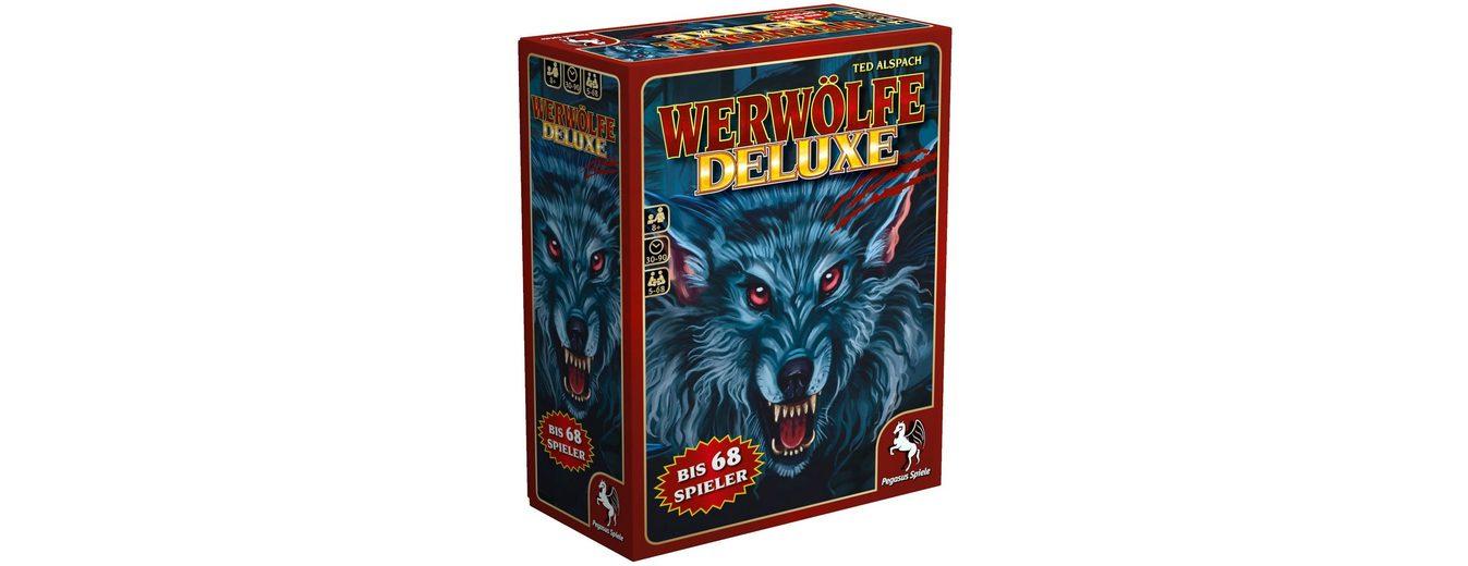 Kartenspiel, »Werwölfe Deluxe «