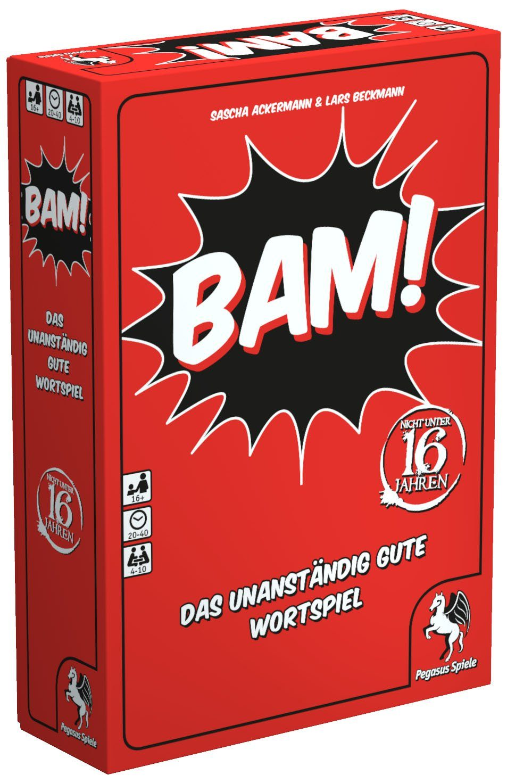 Pegasus Spiele Kartenspiel, »Bam«