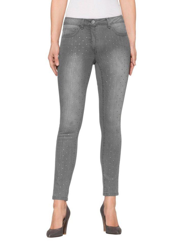 Alba Moda Jeans in greydenim