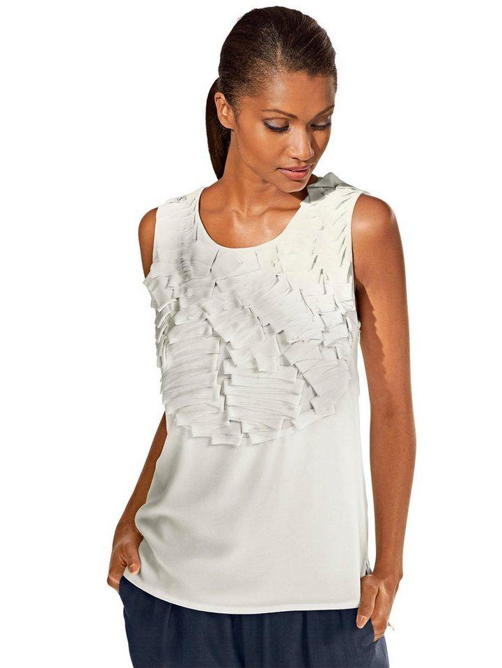 Alba Moda Shirt in offwhite