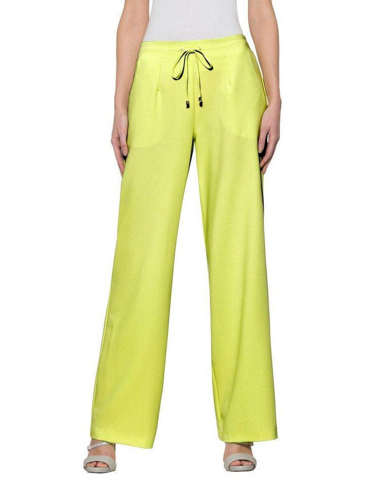 Alba Moda Edel-Jogpants in limone