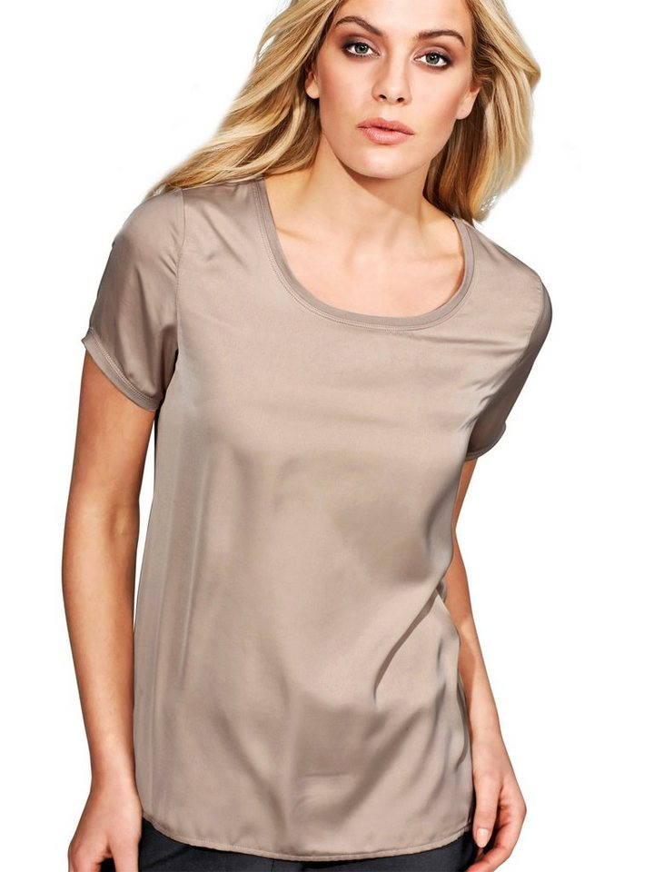 Alba Moda Shirt in nude