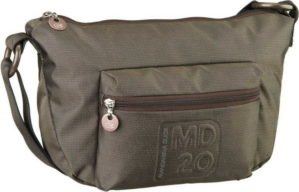 Mandarina Duck MD20 Crossover Bag TX4 in Pirite