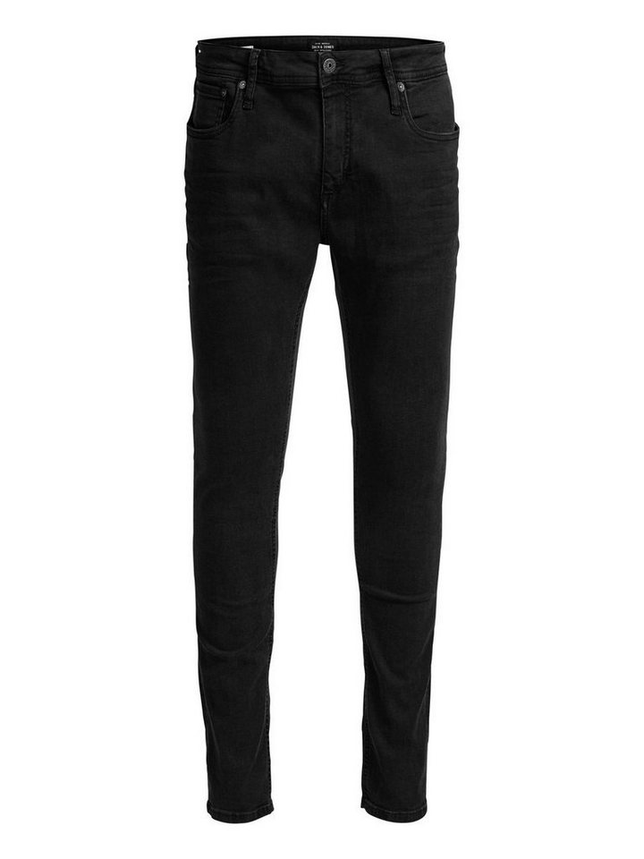 Jack & Jones Liam Original jos 188 Skinny Fit Jeans in Black Denim