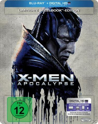 Blu-ray »X-Men: Apocalypse (Steelbook)«