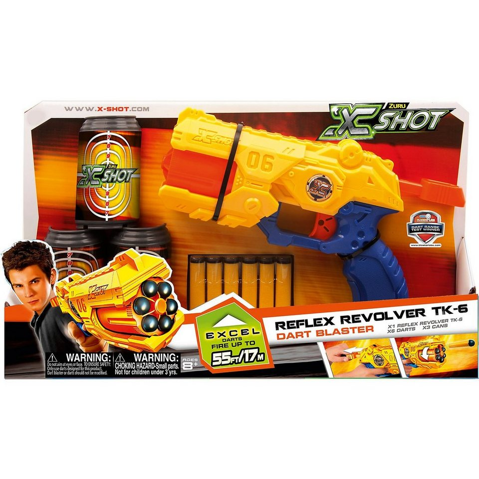 Zuru X-Shot Rapid Fury