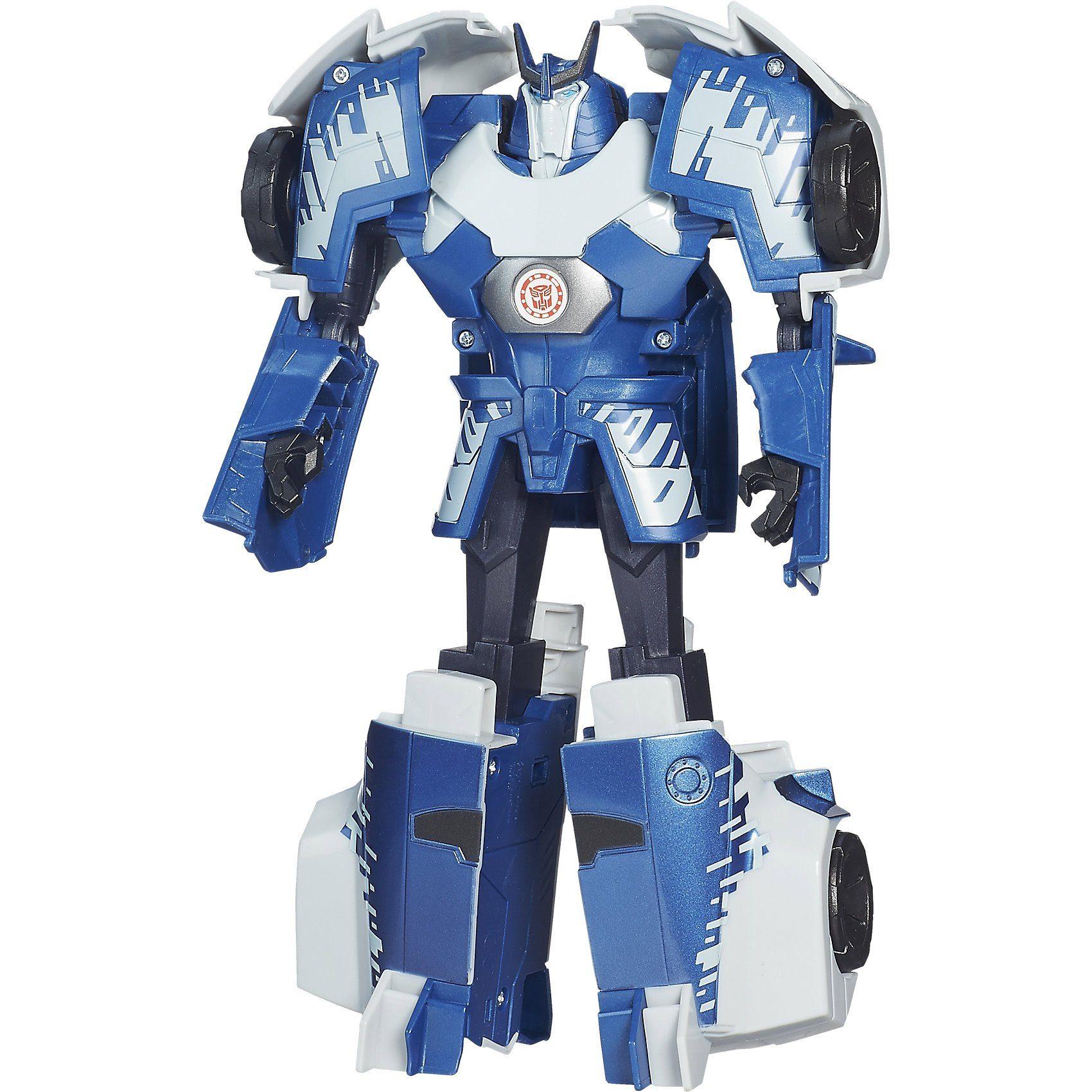 Hasbro Transformers - 3-Step Changer Klasse - Blizzard Strike Autob