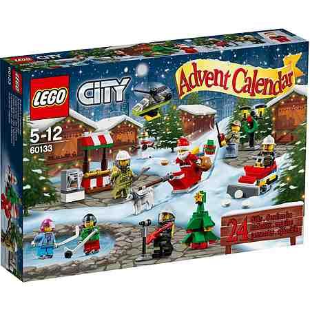 LEGO® Adventskalender (60133), »LEGO® City«
