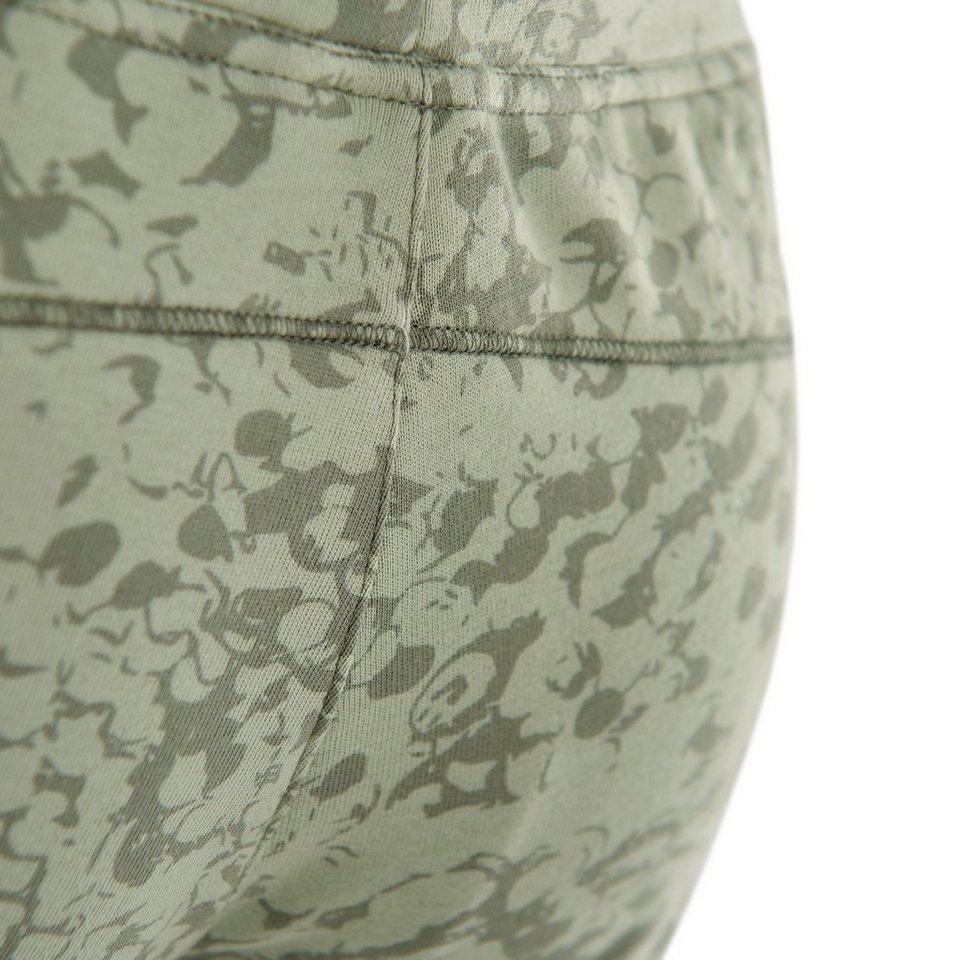 Joy Sportswear Sweathose »SELMA« in taupe-bedruckt