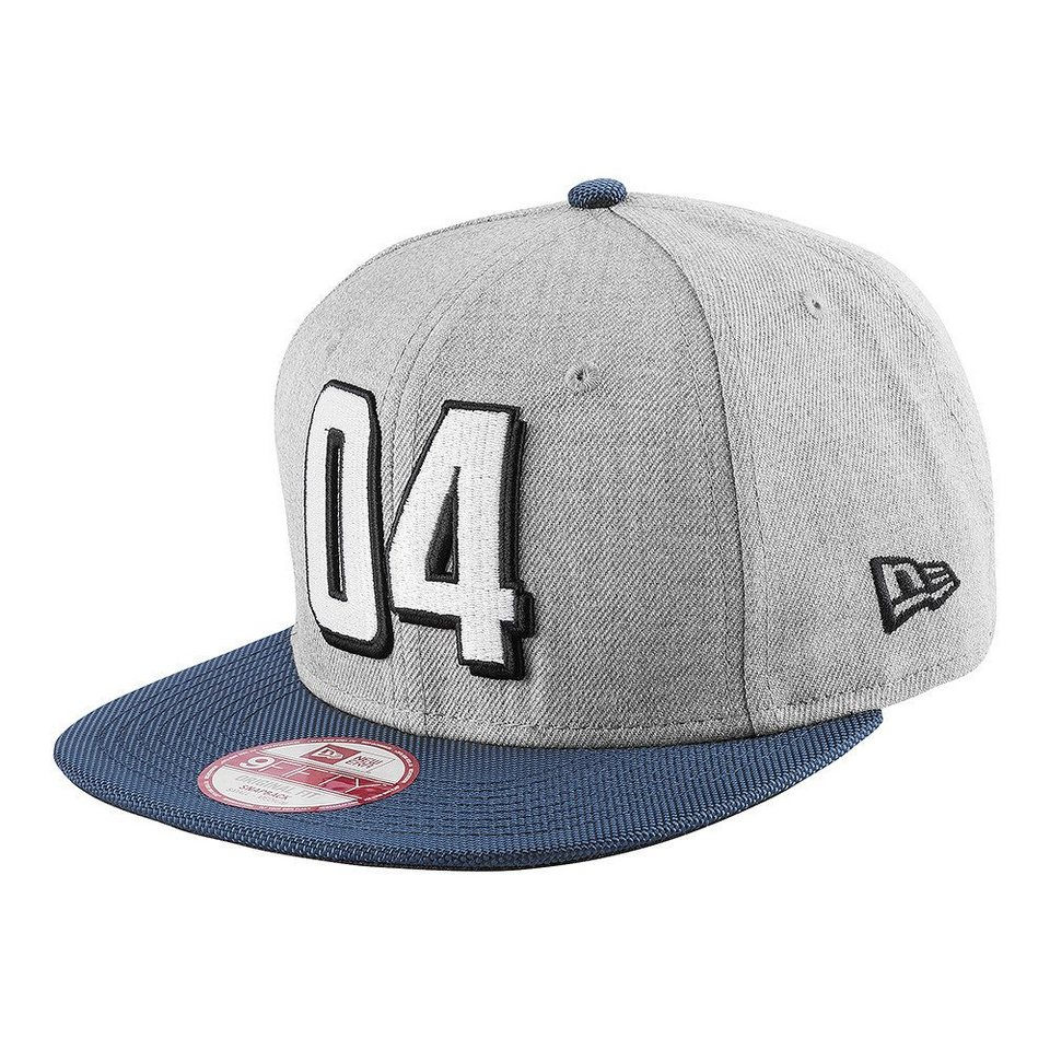 FC Schalke 04 Cap 9Fifty »Snap 04 grey« in grau