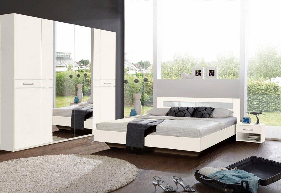 Wimex Schlafzimmer-Set »Petra/Pamela«, 4-teilig, Set bestehend aus ...