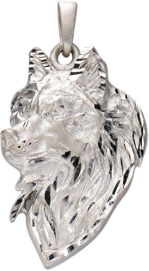 Firetti Kettenanhänger »Wolf«