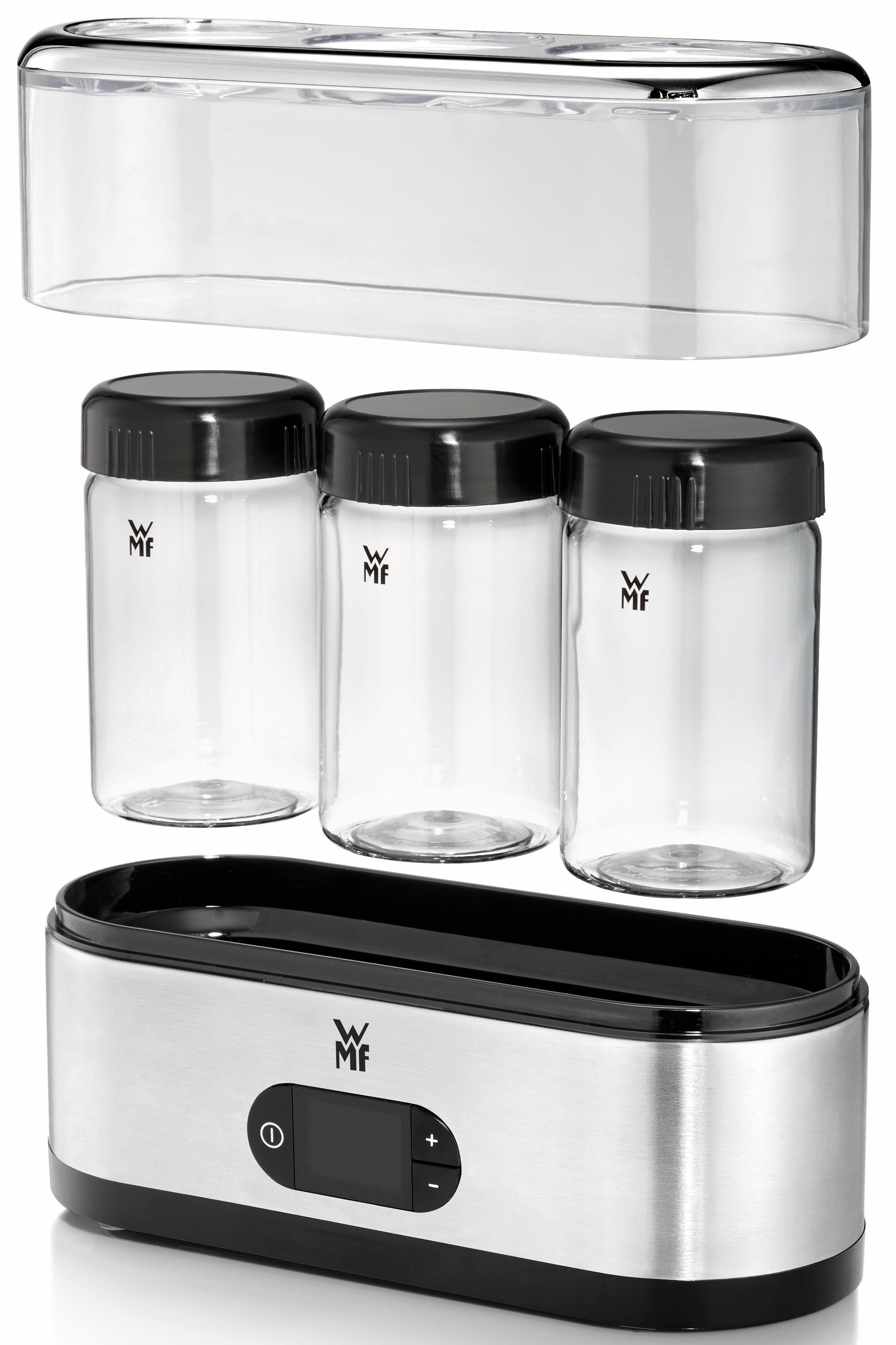 WMF Joghurtbereiter KÜCHENminis®, 3 Portionsbehälter, je 150 ml