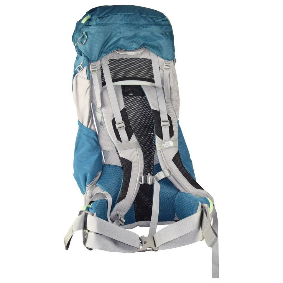 The North Face Outdoor Women's Banchee 50 Rucksack 66 cm in blue coral - budding