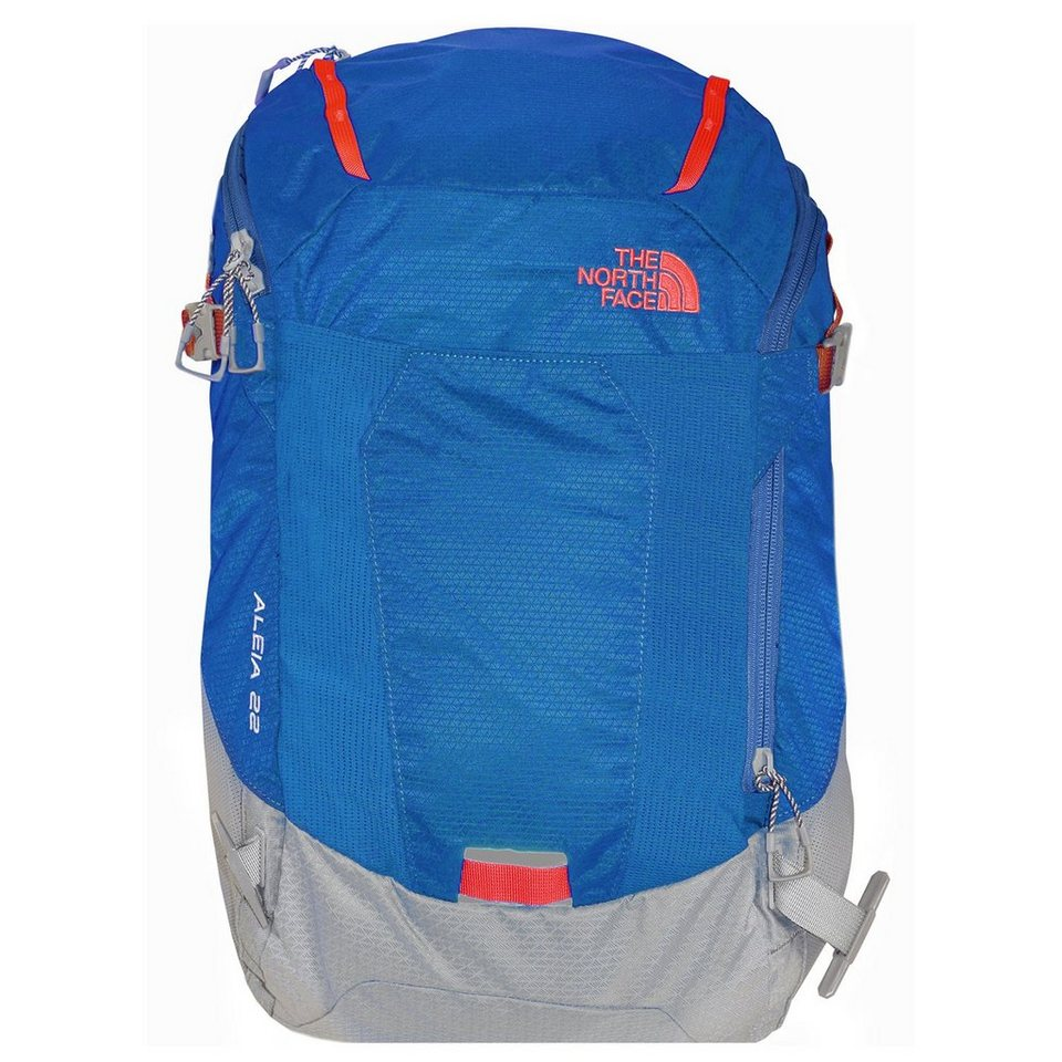 The North Face Outdoor Aleia 22-RC M-L Rucksack 48 cm in clear lake blue - ra