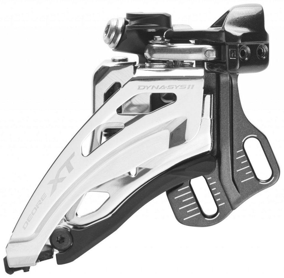 Shimano Schaltung »Deore XT FD-M8020 Umwerfer 2x11-fach Direktmontage«