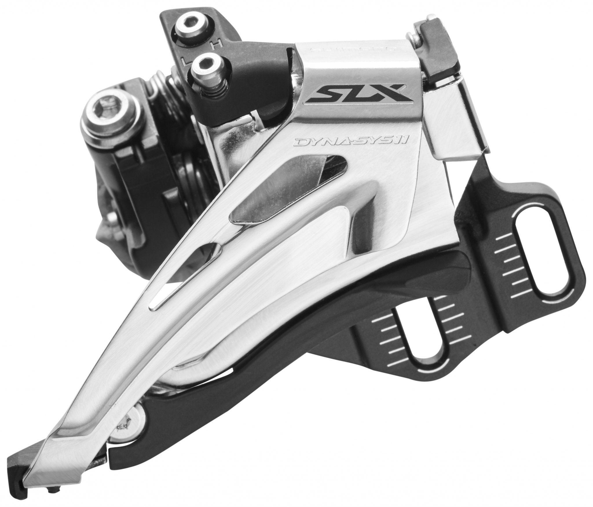 Shimano Schaltung »SLX FD-M7025 Umwerfer Direktmontage tief 2x11 Top«