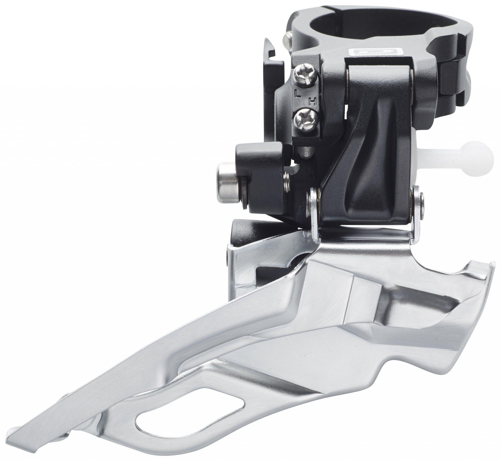 Shimano Schaltung »Deore FD-M611 Umwerfer 3x10-fach Schelle Dual-Pull«