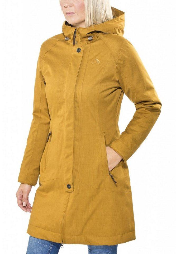 Tatonka Outdoorjacke »Floy Coat Women« in beige