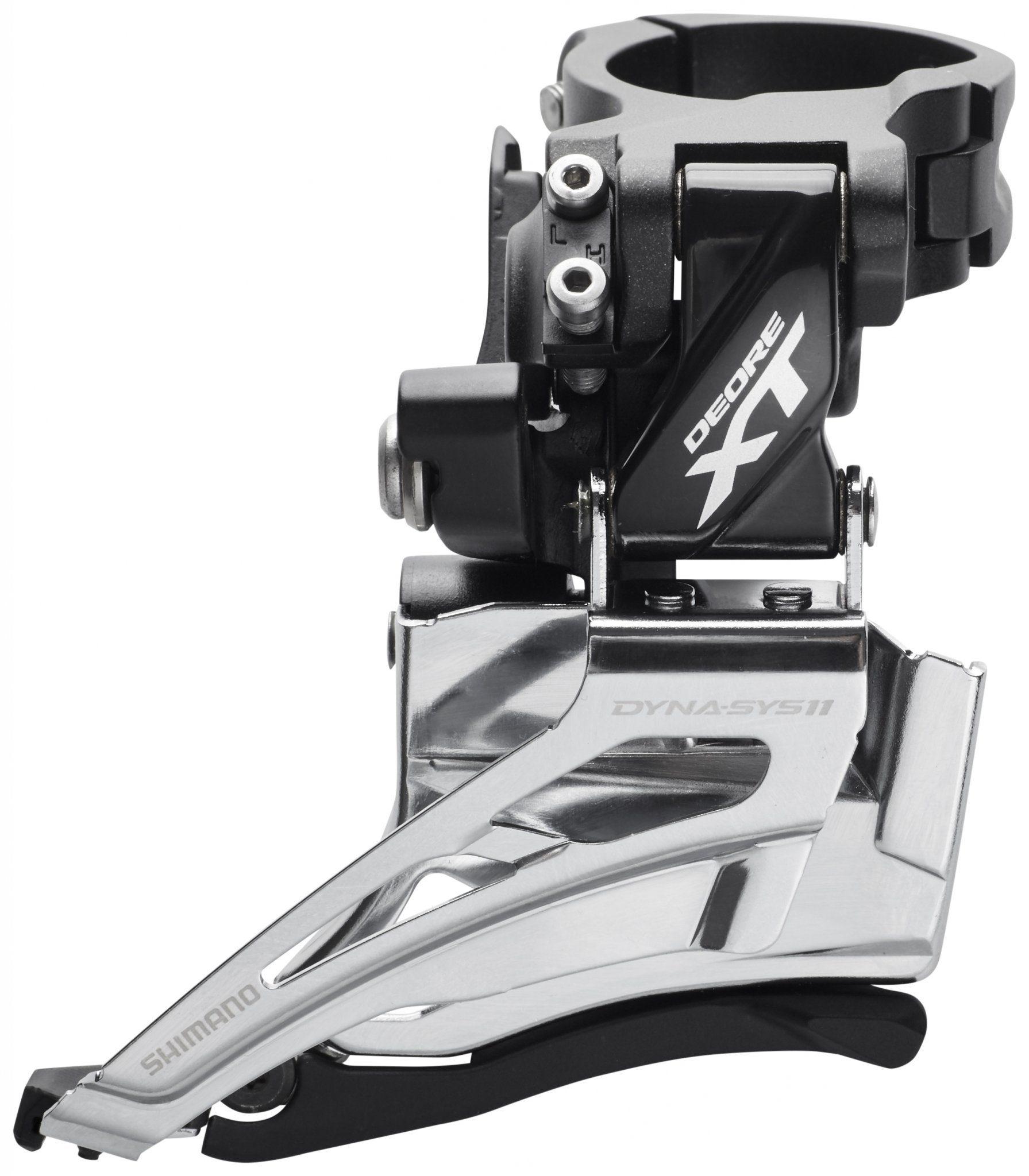 Shimano Schaltung »Deore XT FD-M8025 Umwerfer 2x11-fach Schelle Dual«