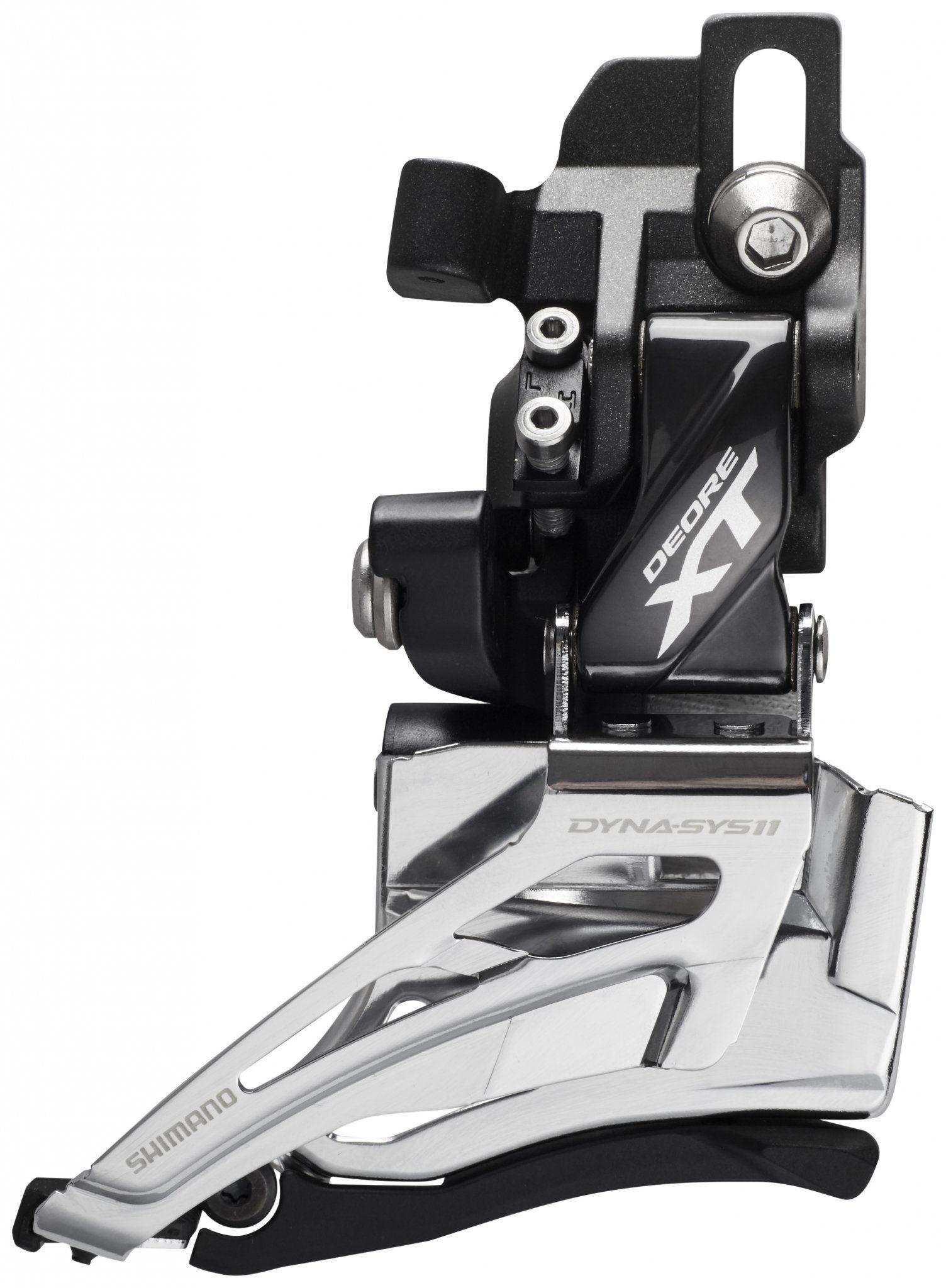 Shimano Schaltung »Deore XT FD-M8025 Umwerfer 2x11-fach Direktmontage«