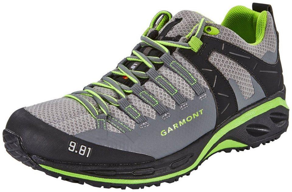 Garmont Runningschuh »9.81 Speed II Shoes Men« in grau