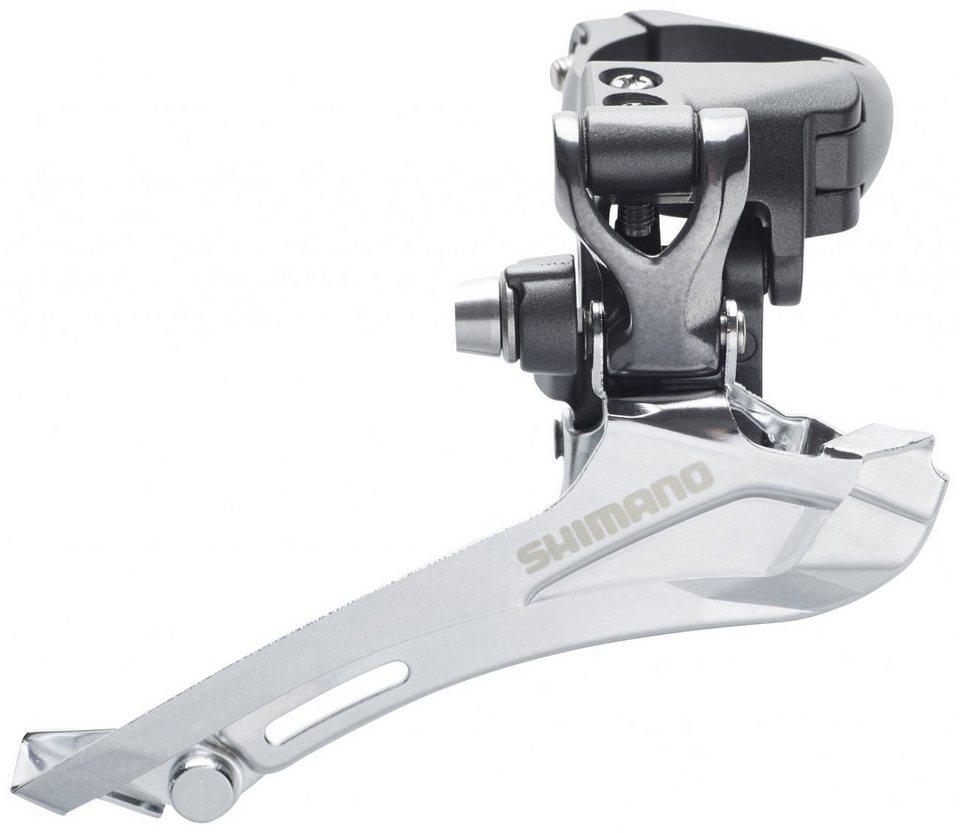 Shimano Schaltung »FD-CX70 Umwerfer 2x10-fach Schelle Top-Pull«
