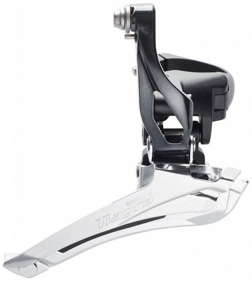 Shimano Schaltung »Tiagra FD-4700 Umwerfer 2x10-fach Schelle«